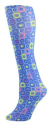 arcade blue adult tights