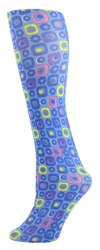 arcade blue Tights-Large/Tall