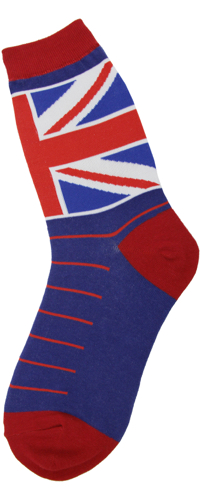 Union Jack Women's Socks