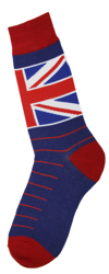 Men's Union Jack Socks