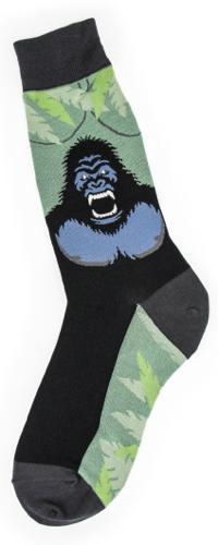 Men's Gorilla Socks