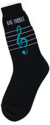 Big Treble Women's Socks