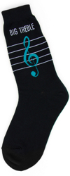Big Treble Women's Socks