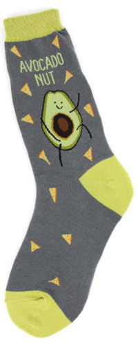 Avocado Nut Women's Socks