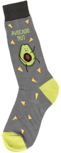 Men's Avocado Nut Socks