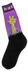 Men's Zombies Socks