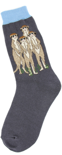 Meerkats Women's Socks