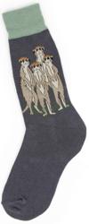 Men's Meerkat's Socks