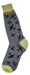 Men's Airplanes Socks