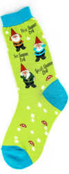 Gnomes Women's Socks
