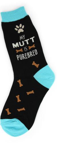 My Mutt Women's Socks