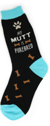 My Mutt Women's Socks