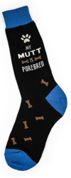 Men's My Mutt Socks