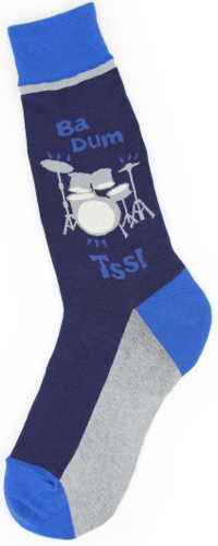 Men's Drum Set Socks