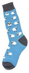 Men's Wolf in Sheeps Clothing Socks