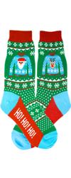 Ugly Sweater Women's Socks