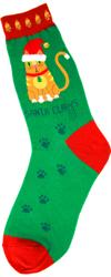 Santa Claws Women's Socks