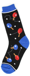 Ping Pong Women's Socks