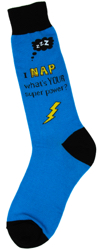 Men's I Nap Socks