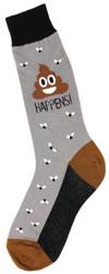 Men's Poop Happens Socks