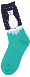Polar Bear Women's Socks
