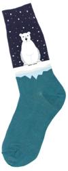 Men's Polar Bear Socks