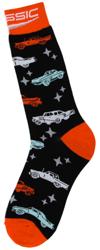 Men's Vintage Cars Socks