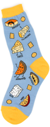 Cheese Women's Socks