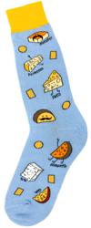 Men's Cheese Socks
