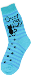 Cat Lady Women's Socks