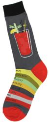Men's Bloody Mary Socks