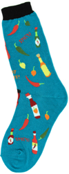 Hot Sauces Women's Socks