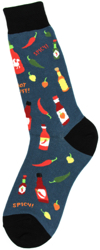 Men's Hot Sauces Socks