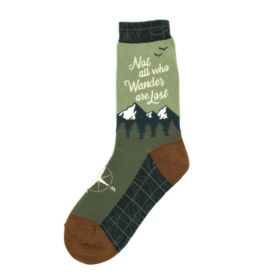 Wanderer Women's Socks