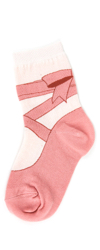 Kids Ballet Socks