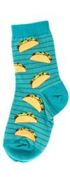 Kids Taco Socks