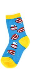 Kids Chatty Teeth Socks