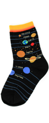 Youth Planets Socks