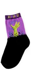 Youth Zombie Socks