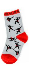 Youth Ninja socks