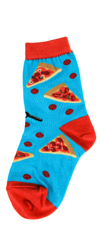 Youth Pizza Slice Socks