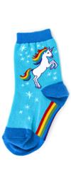 Youth Unicorn Socks