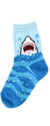 Youth Shark Socks