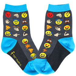 Youth Emoji Socks