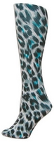 Snow Leopard Trouser Socks