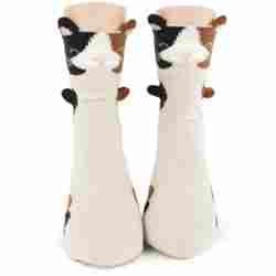 Calico Cat 3D Socks
