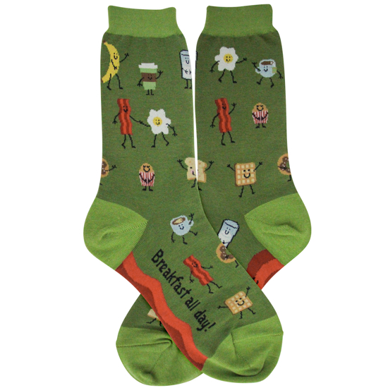 Breakfast Women's Socks