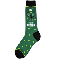 Men's Tennis Love Socks