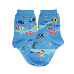 Kids Aquarium Socks