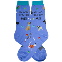 Rescue Dog Women's Socks